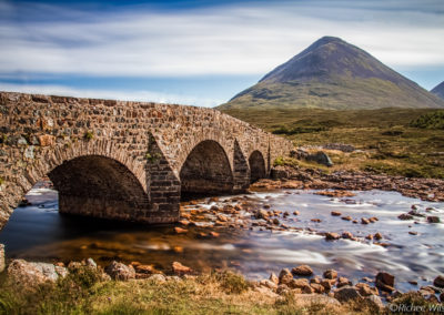 Bridge to Glamaig