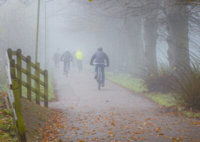 Mist riders
